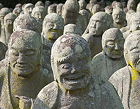Buddha's five hundred disciples