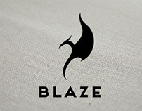 Blaze Package Design and Ad Campaign
