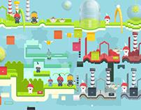 Game Art - Platformer Prototype