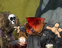 Don't Piss Off Skullmaster 667