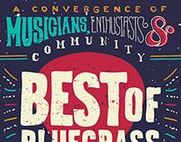 Best of Bluegrass 2014 Poster