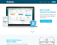BitGo Web Launch