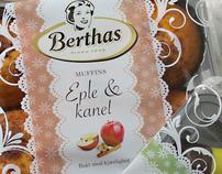 Berthas cookies