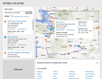 Store Locator Optimization