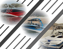 Boat & Auto Body - Print Design/Flyers