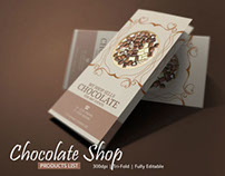 Swiss Chocolate Brochure | Modern Design