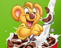Nestle Breakfast Cereal Malaysia Facebook wallpost