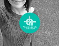 Alexandra Lorente / Personal Branding