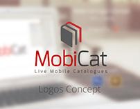 Mobi Cat Logo Concept