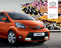 Toyota 24 BG Poster & Ads