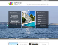 Estate Agency WordPress Web Design
