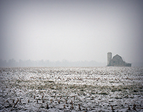 Muted Winter Loneliness
