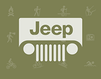 Jeep Icon Design