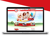 Art Center Web Design