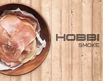 Hobbi-Smoke landing page