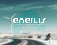 Enerlis - Corporate Identity & Website