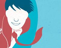 AIGA Portfolio Review Poster/Mailer
