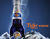 Tiger Beer Inside