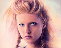 Lagertha - Vikings S01