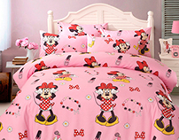 Disney Microfibre Bedlinen 2014 SS14 Collection