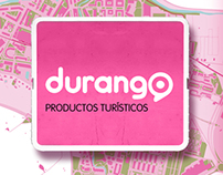 Durango Turismo / Tourism products leaflets