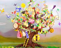 Tree of Creativity- Raffel's Design Institute