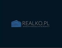 Logo for rental  company