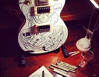 Art Guitar Night