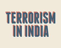 Infograph - Terrorism in India