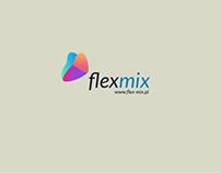 Flex mix logo