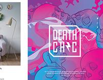 No Cure Magazine - issue 3 - Joe Murtagh feature