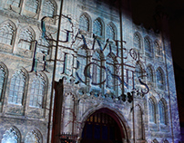 Game of Thrones Projection Mapping