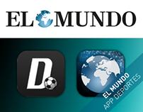 APP El Mundo + APP El Mundo Deportes