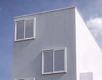 House in Itami, exterior
