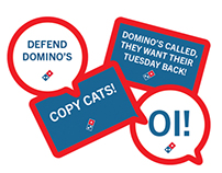 YCN - Dominos, Two for Tuesday