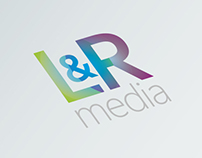 L&R media [logo]