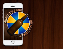 Wheel of Food - Oktoberfest App
