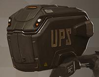 UPS Bot