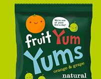 Fruit Yum Yum's