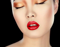 Oriental Beauty