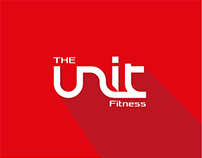 The Unit Fitness, Branding & Website