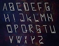 Experimental Font 2015