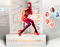 New Concept Flyer Template