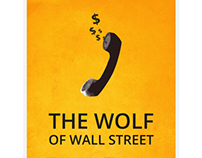 The Wolf of Wall Street - Movie Poster