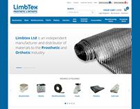 Limbtext E-commerce website