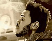The Weeknd-Digital Painting