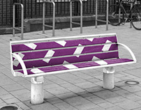 D&AD Nationa Trust: Twinned Benches