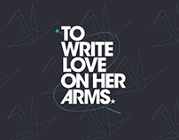 TWLOHA - You Are (Not) Alone