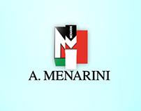 Menarini - Logo Firma Animato