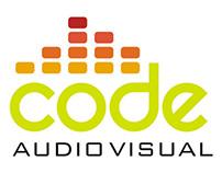 Code AV branding, email marketing and website